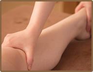 脚痩せ美脚の秘密